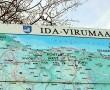Карта Ида-Вирумаа.  Архивное фото, автор - Илья Смирнов