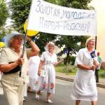 Карнавал Дней города Нарва-Йыэсуу в 2010 году (Илья СМИРНОВ/АРХИВ)