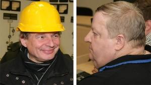 Евгений Соловьев и Николай Осипенко.