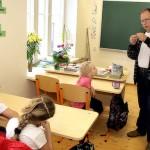 Школьный класс (Пеэтер ЛИЛЛЕВЯЛИ/АРХИВ)