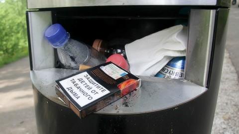 Контрабандные сигареты (Пеэтер ЛИЛЛЕВЯЛИ/АРХИВ)