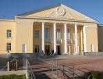 Обновленное здание Кохтла-Ярвеского центра культуры (Пеэтер ЛИЛЛЕВЯЛИ/АРХИВ)