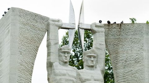 Кохтла-Ярве - город шахтеров (Матти КЯМЯРЯ/АРХИВ)