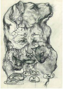 Рисунок Алексея Туровского