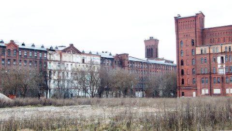 Возможным местом расположения Академии внутренней обороны в Нарве может стать квартал Креэнхольми.