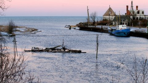 Река Пуртсе (Матти КЯМЯРЯ, архив)