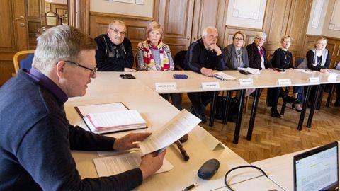 Мяэтагузеское волостное собрание 11 мая дало свой отрицательный ответ на предложение правительства сформировать из восьми самоуправлений волость, простирающуюся от Чудского озера до Финского залива.