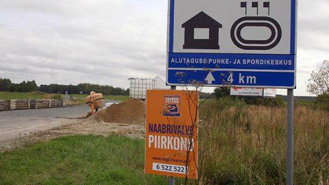 Следующие этапы намечаемой велодороги более короткие: 1,4 км от перекрестка Пагари-Иллука до мызы Иллука и 4,5 км от Старого Ахтме до Паннъярвеского спортцентра.