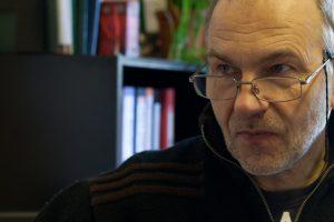 Директор Йыхвиской художественной школы Мати Раутсо (АРХИВ)