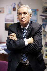 "Председатель ""Круглого стола"" Александр Дусман (АРХИВ)"