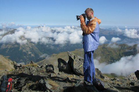 2011 год. Балканы. В качестве фотографа на вершине. (ЧАСТНЫЙ АРХИВ)