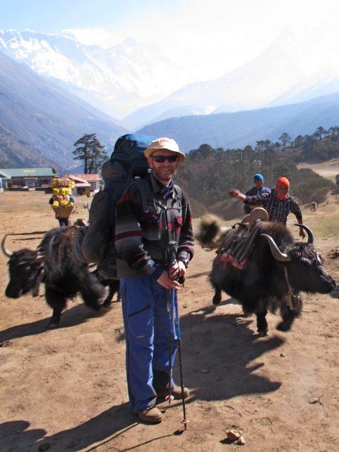 2013 год. В Непале. (ЧАСТНЫЙ АРХИВ)