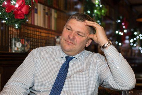 """Возглавлявший три министерства в четырех правительствах Марко Померанц пишет книгу """"Мои министерства""""; учебник для начинающих министров увидит свет в ноябре. (Фото: Mатти КЯМЯРЯ)"""