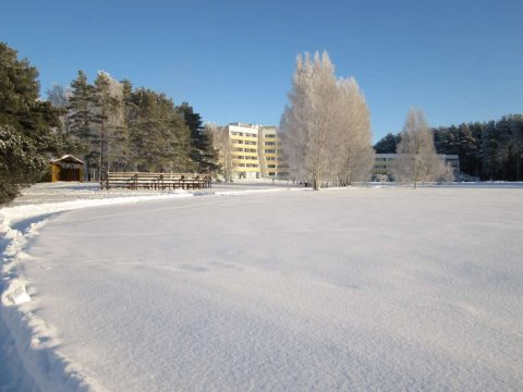Центр курортного лечения Вярска