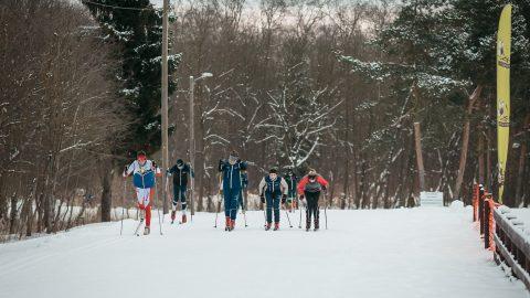 В 2018 году с нового учебного года на пятые, т.н. лыжные каникулы будут уходить и обе йыхвиские основные школы. (Фото: Илья СМИРНОВ/АРХИВ)