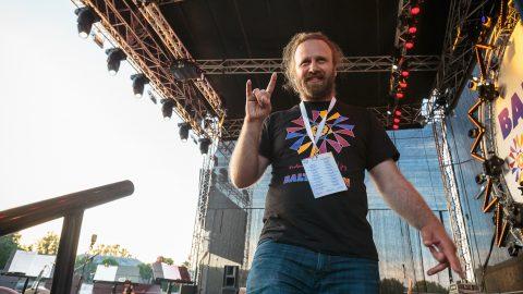 Олег Писаренко подтверждает: не оправдавшее ожидания количество зрителей не уменьшило его желания устроить фестиваль и в 2019 году. (Фото: Илья СМИРНОВ)