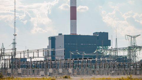 Аувереская электростанция под Нарвой была впервые подключена к электросети еще в мае 2015 года. (Фото: Илья СМИРНОВ)