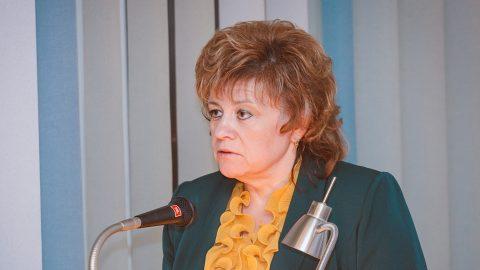 Наталья Умарова в 2016 году вступила в политическую конфронтацию с другими центристами в Нарвском горсобрании - и расправа не заставила долго себя ждать. (Фото: Илья СМИРНОВ/АРХИВ)